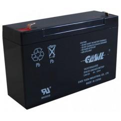 Аккумулятор Casil CA6120 (6V, 12Ah)